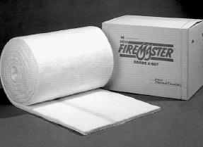 Refractory blanket (mat) FIREMASTER 607 BLANKET