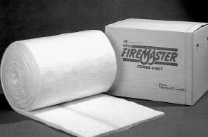 Refractory blanket (mat) FIREMASTER PLUS BLANKET