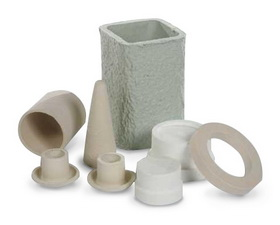 Refractory vacuum-formed products KAOWOOL VF SHAPES