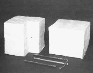 Refractory modular blocks PYRO-BLOC