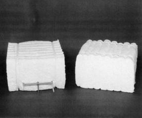 Refractory modular blocks Z-BLOK 3