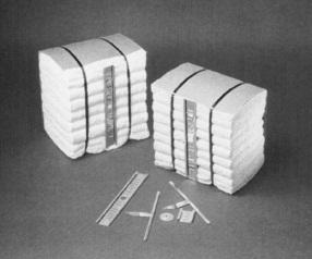 Refractory modular blocks Z-BLOK