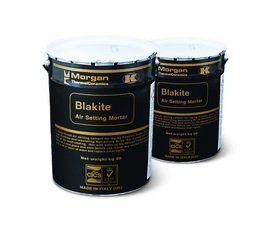 Огнеупорный мертель JM 2600 / BLAKITE / BLAKITE V / JM 3300